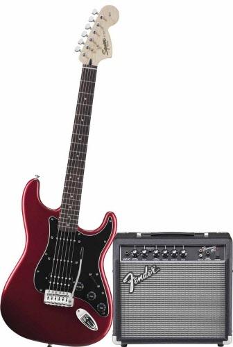 Starter Sets Electrische Gitaar Fender Squier