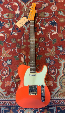 Beauville Telecaster Red