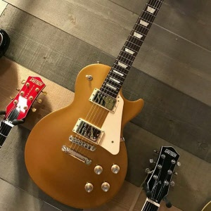 Gibson Les Paul Gold Top electrische gitaar