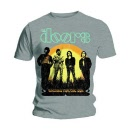 The Doors T-shirt - bandshirt van The Doors
